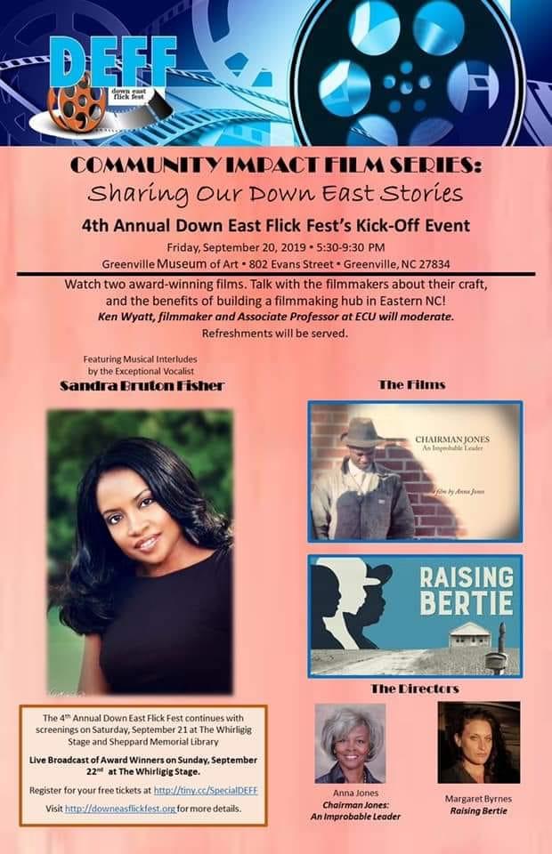 Community Impact Film Poster